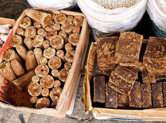 raw cane sugar