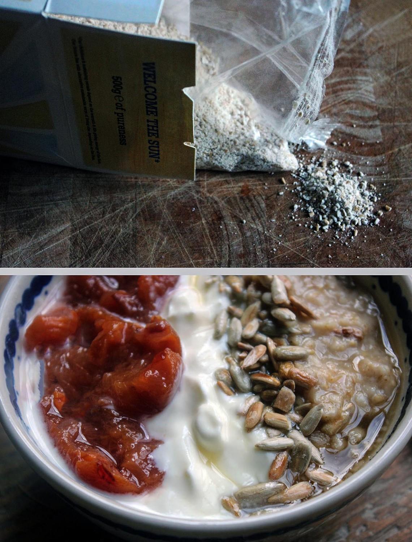 Easy Porridge Oats recipe