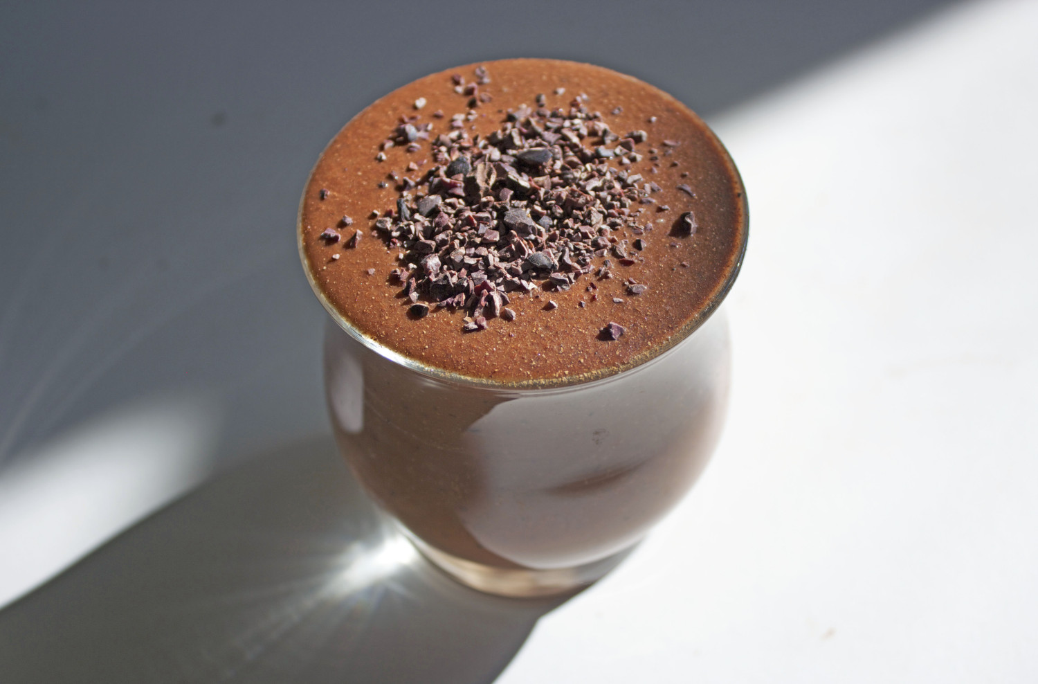 Filthy Sexy Healthy Chocolate Shake