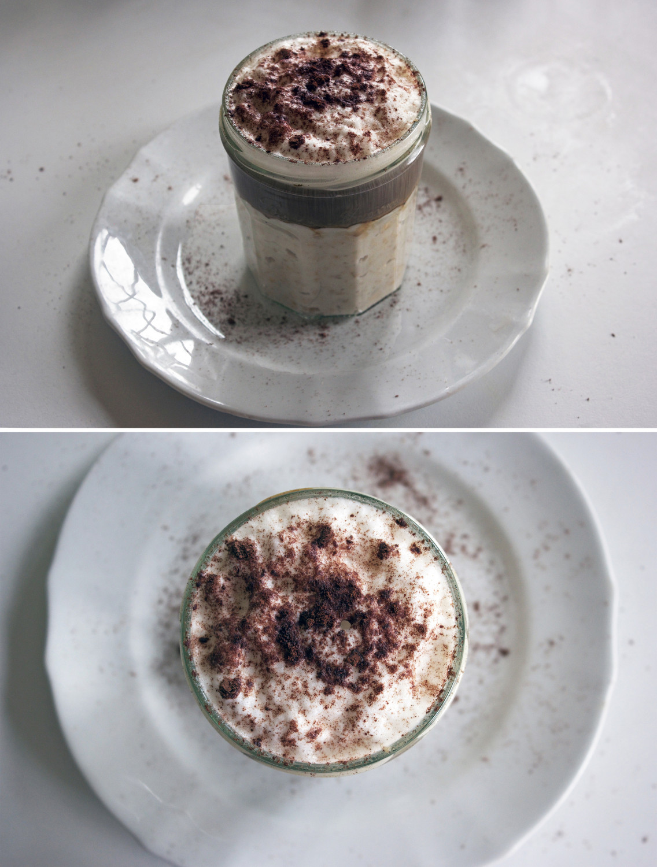Cappuccino Oatmeal