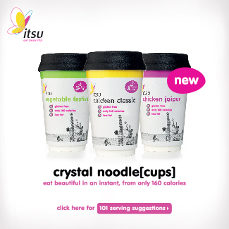 Itsu Noodle Cup Launch
