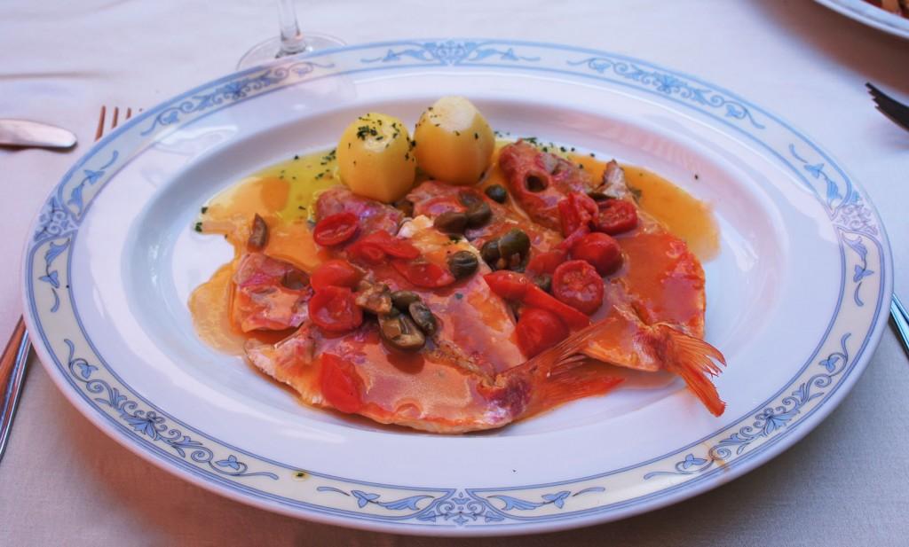 Sicily's Best: Ristorante L'Arco Dei Cappuccini, Taormina - Tess Ward