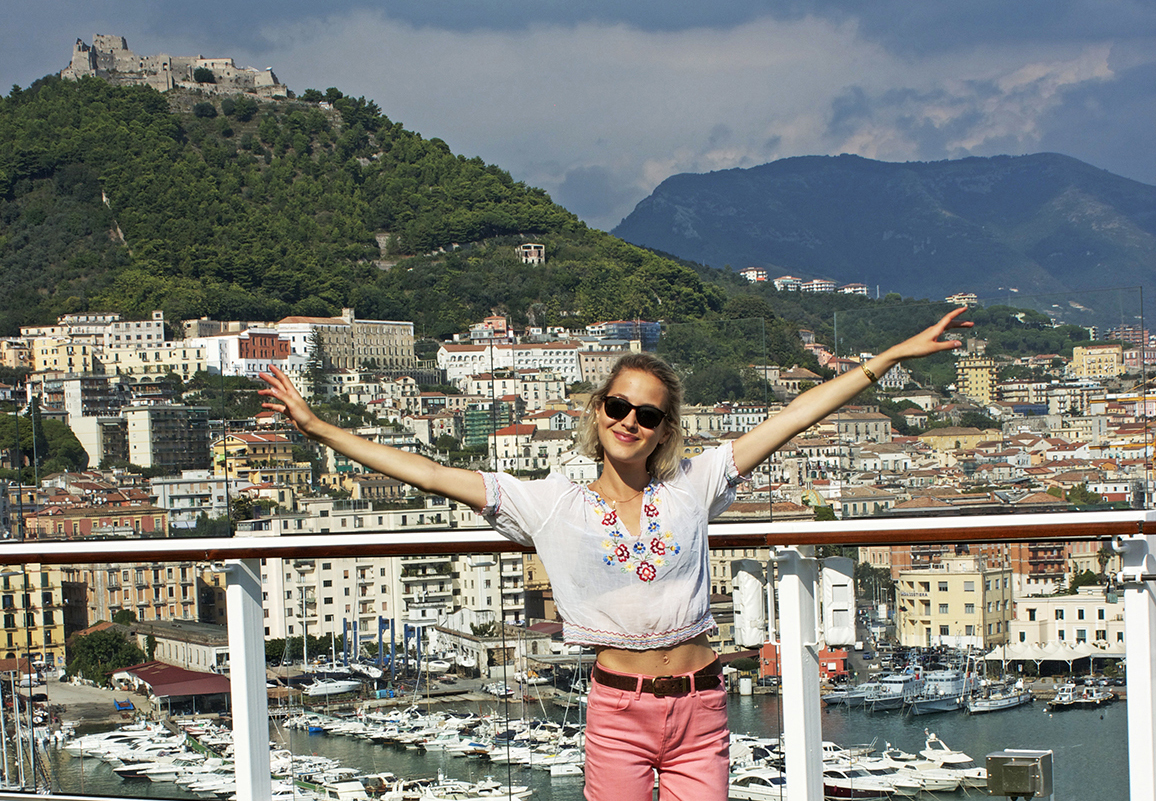 Exploring the Amalfi with Celebrity Cruises