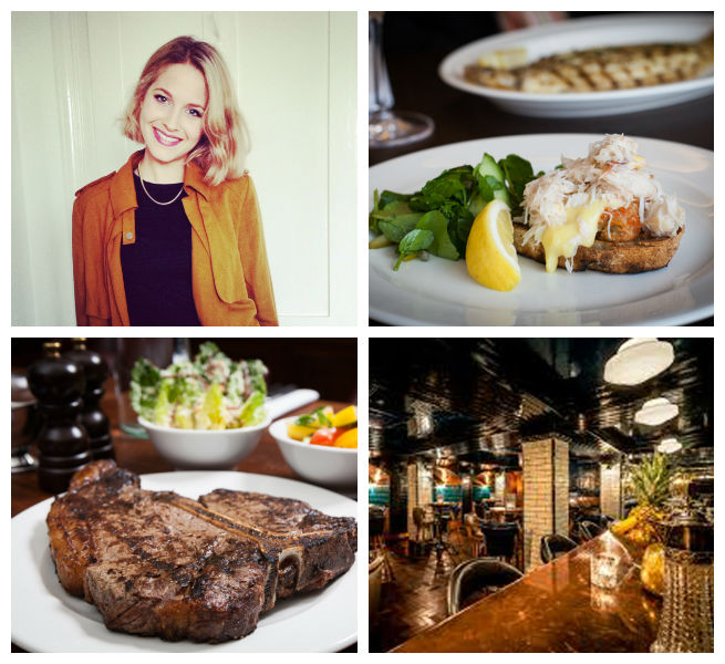 Tess Ward Grazia Chef Food Writer