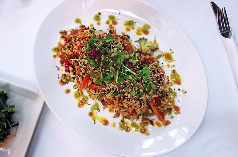 London Eating: Tanya's Raw Restaurant, Chelsea