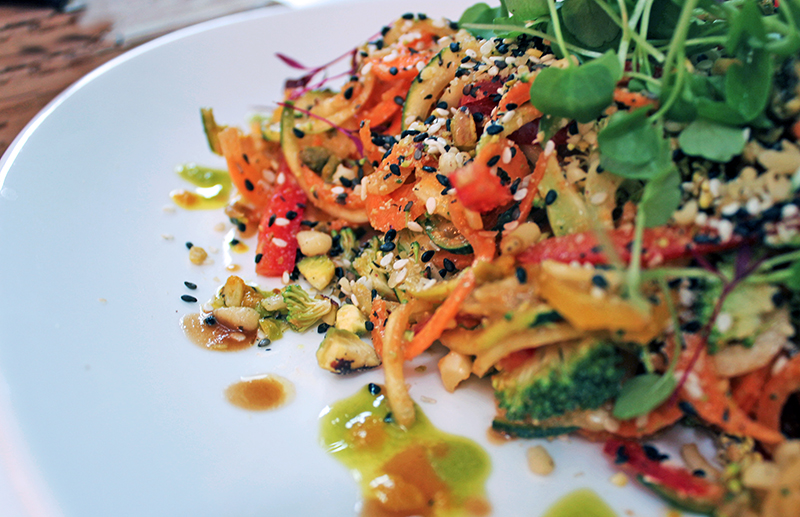 London Eating: Tanya's Raw Restaurant, Chelsea