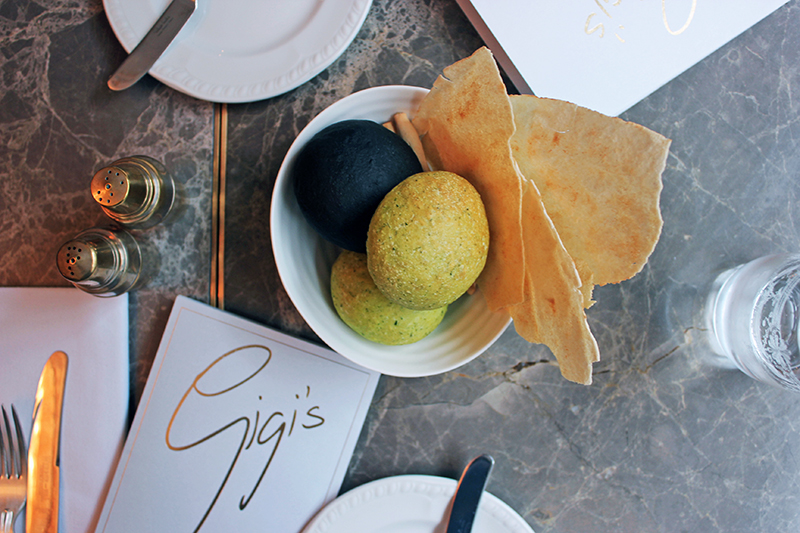 London Eating: Gigi's Mayfair