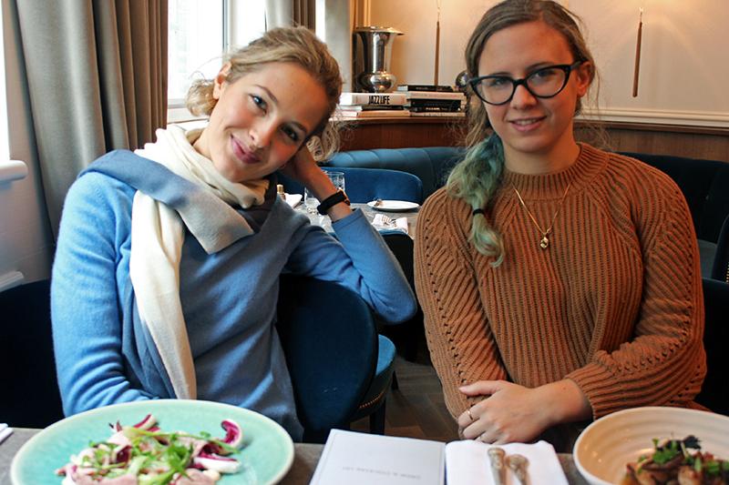 London Eating: Gigi's Mayfair