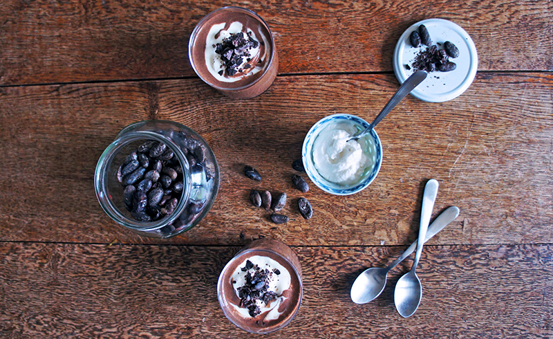 After Eight Smoothie - Tess Ward Healthy Recipe Shake Chocolate