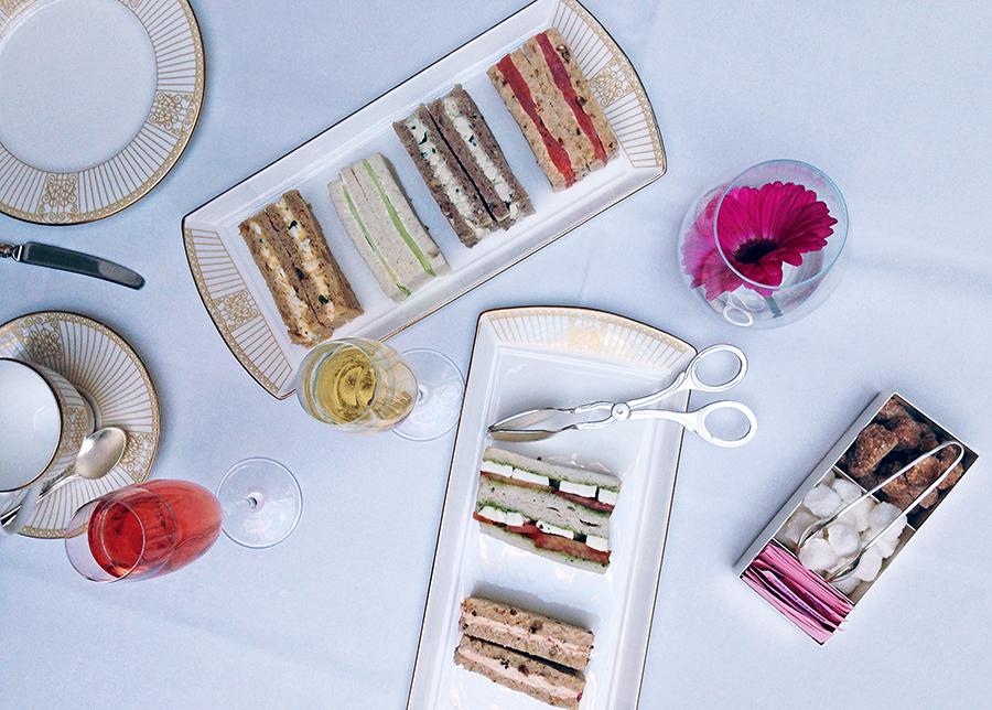 London Eating: Tarts, Tea and Glutenfree Treats