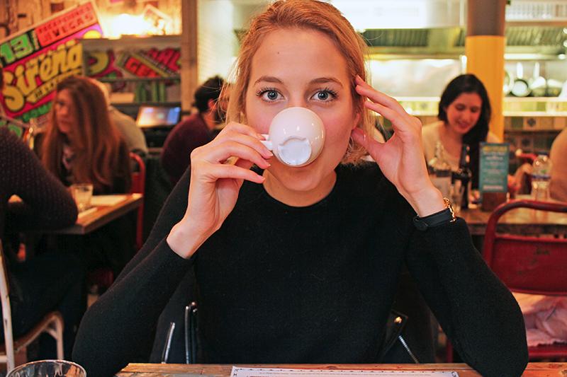 London Eating: Senior Ceviche, Soho, Tess Ward