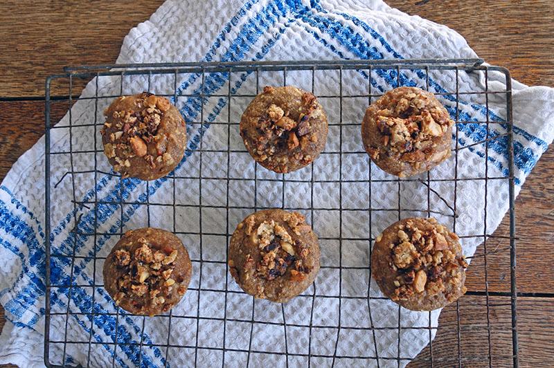6-Ingredient, Easy Breakfast Muffins