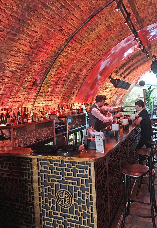 Fu Manch, London, Cocktails, Clapham