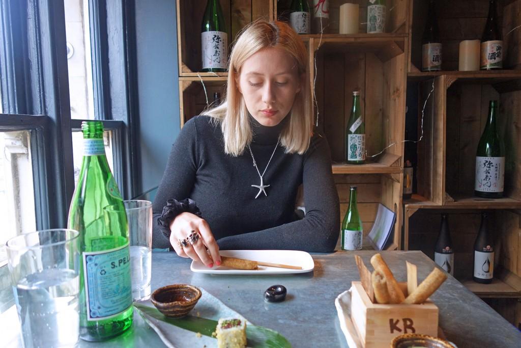 Japanese Junk Food at Kurobuta, Harvey Nichols