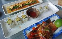 Japanese Junk Food at Kurobuta, Harvey Nichols, Tess Ward, Delicious