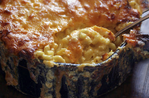 Butternut Squash Mac and Cheese , Tess Ward, New York, Recipe