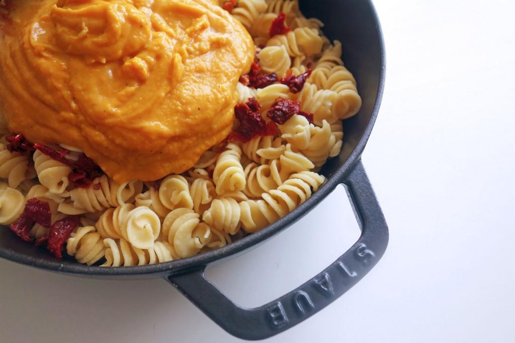 Butternut Squash Mac and Cheese , Tess Ward, New York, Recipe