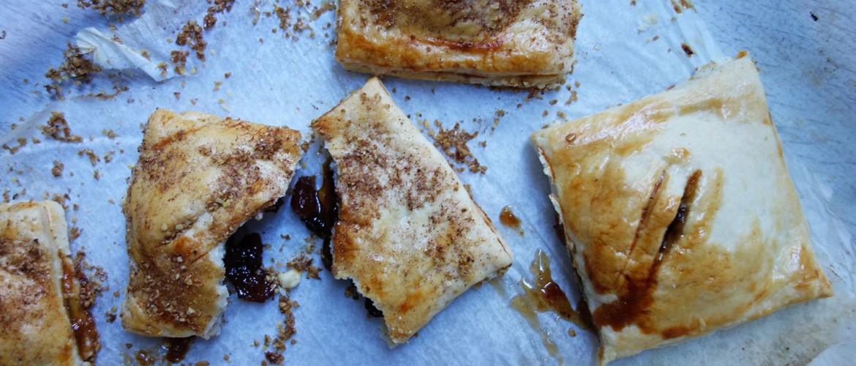 Healthy Mince Pie Pop Tarts, tess ward