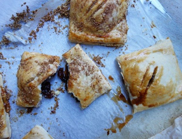 Healthy Mince Pie Pop Tarts, tess ward
